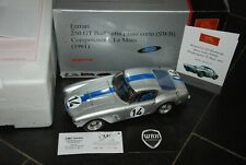 1:18 FERRARI 250 GT BERLINETTA Lemans #14 CMC M-079 SUPERB! IN BOX SEE INFO