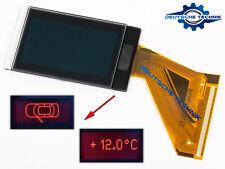 JAEGER STRUMENTO COMBINATO LCD DISPLAY VISUALIZZAZIONE PER AUDI A2 A3 A4 A6 TT