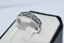 925 STERLING SILVER  RING  SIZE UK- M or O or P/ US- 6.5 or 7.5 or 8
