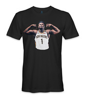 Zion Williamson New Orleans Pelicans basketball player t-shirt