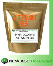 PYRIDOXINE - Vitamin B6 - POWDER - 500G
