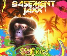 Basement Jaxx Jus 1 kiss (2001)  [Maxi-CD]