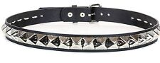 Huge Studded Genuine Leather Belt Punk Goth Sid Vicious Thrash metal Punk Goth