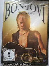 Bon Jovi In Review: Inside the Music (DVD) NEW SEALED PAL