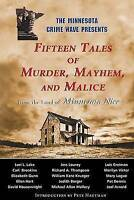 Fifteen Tales of Murder, Mayhem, and Malice: from the Land of-ExLibrary