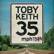 TOBY KEITH - 35 MPH TOWN  CD NEU