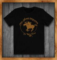 Neil Young & Crazy Horse On Tour T-shirt Short Sleeve T-Shirt Regular Size S-3XL