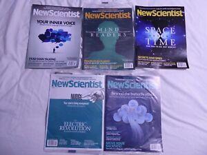 New Scientist Magazine June 2013 5 Issues Bundle