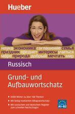 Russisch lernen. Grundwortschatz und Aufbauwortschatz. Sprachkurs Vokabeltrainer