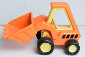 My First Tonka Truck Tonka Toddler Orange Scoop Loader used