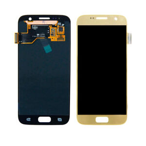 FOR SAMSUNG Galaxy S7 SM-G930FD SM-G930F SM-G930 LCD Screen Touch Glass Gold US