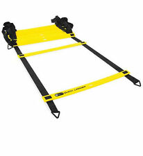 SKLZ Speed & Agility 15 Quick Flat Rung Ladder with Free SKLZ Carry Bag New*