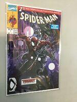 Spider-Man 1 Facsimile Exclusive Trade Dress 605 / 1000 COA marvel Comics Crain