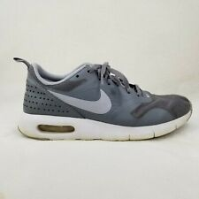 Nike Air Max Tavas (GS) Youth 6.5Y Shoes Cool Grey/Wolf Grey/White 814443-002