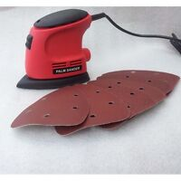 Moss Mouse Palm Detail Sander B/D FREE SANDING SHEETS Powerful 135W Sanding