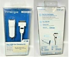 Innergie Mini Combo 10W Duo USB Auto Charging Kit with Magic Cable Duo