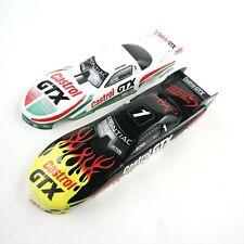 Vintage John Force 1:24 Scale NHRA Funny Cars 2 Drag Racing Pontiac Castrol GTX