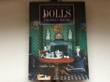 DOLLS and DOLLS' HOUSES- Constance Eileen King- Hardback