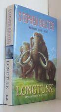 Long Tusk : Mammoth Book 2 (Signed) Stephen Baxter