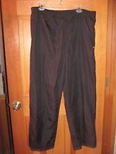 Womens Size 1X Avia Sport Black Sweat Pants