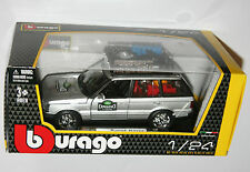 Burago - RANGE ROVER 4x4 Experience - Die Cast Model - Scale 1:24