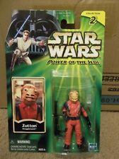 """Star Wars Power of the Jedi POTJ Snaggletooth Zutton """"BRAND NEW"""""""