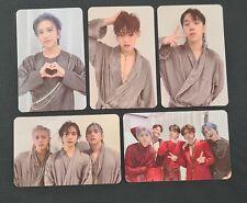 A.C.E Siren : Dawn Double-sided Photocard Wow, Jun, Chan, Donghun, Byeongkwan