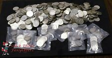 Lot of 10 Pre 1965 Roosevelt Dimes, 90% Silver, Assorted Dates & Mint Marks