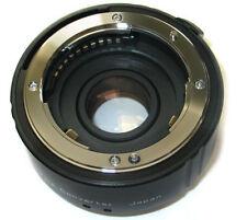 Obiettivi per fotografia e video F/4, 0 2,0x