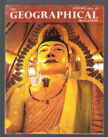 The Geographical Magazine, 1963 - January