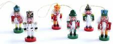 BRUBAKER Nutcrackers Tree Ornaments Set - Hanging Figurines, Designed in Germany