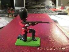 1971 Britains Deetail Napoleonic Wars British Kneeling Riflemen