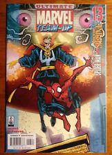 ULTIMATE MARVEL TEAM-UP #13 SPIDER-MAN DR STRANGE 1ST PRINT MARVEL COMICS(2002)