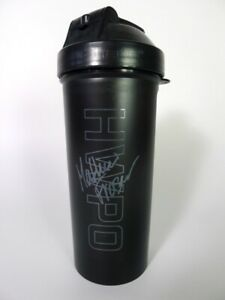Mat Fraser Protein Shaker Drink Bottle 1000ml Xtend HWPO Special Edition RRP:£18