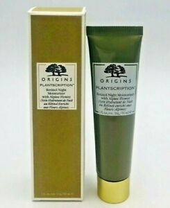 Origins Plantscription Retinol Night Moisturizer Alpine 1 oz/ 30 ml NEW RV$64.00