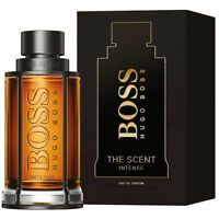 HUGO BOSS THE SCENT INTENSE FOR HIM EAU DE PARFUM EDP PROFUMO UOMO 50ML NUOVO