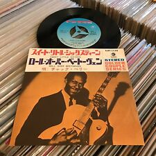 CHUCK BERRY SWEET LITTLE SIXTEEN JAPAN 7""