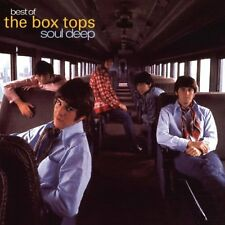 BOX TOPS BEST OF Soul Deep REMASTERED CD NEW