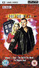 DOCTOR WHO - Series 1 Vol. 1 UMD video - Sony PSP - Christopher Eccleston