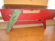 Antique Carpenters Work Bench great island or counter