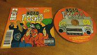 PA ABK ANYBODY KILLA ROAD FOOLS 2 DISK  2005 CD & DVD ICP RAP PSY4049