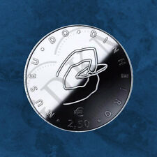 Portugal - Münzen Museum - 2,5 Euro 2016 PP - Silber