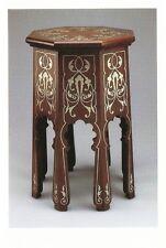 Postcard Robt Mitchell Furniture Co. Tabourette 19thC Cincinnati Art Museum MINT