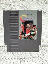 Konami Contra (Nintendo, NES) Game Cartridge and Ad Insert Good UNtested
