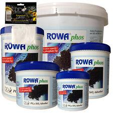 More details for d-d rowa phos media rowaphos phosphate remover 100ml,250ml,500ml,1000ml,5000ml,