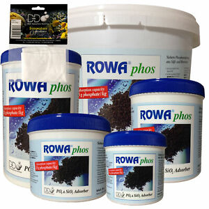 D-D ROWA PHOS MEDIA ROWAPHOS PHOSPHATE REMOVER 100ML,250ML,500ML,1000ML,5000ML,