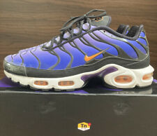 Nike Air Max Plus OG Tuned Volt Purple Uk 10