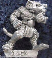 1988 Skaven bloodbowl 2ª Edición Kicker 2 Ciudadela Bb108 caos ratmen equipo Naf