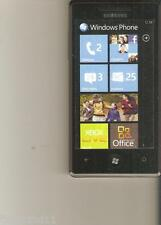 FINTO TELEFONO DA VETRINA - DUMMY - SAMSUNG WINDOWS PHONE (IS NOT A PHONE)