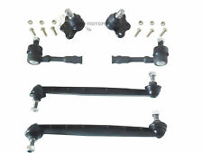 VAUXHALL ASTRA H MK5 VXR FRONT 2 BALL JOINTS +2 LINKS + 2 OUTER TRACK ROD ENDS